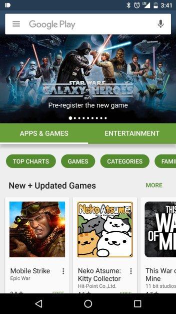 Play Store 6 apk