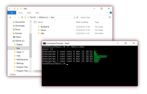 windows abbraccia ubuntu