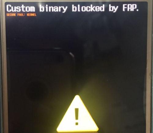 risolvere-il-problema-del-custom-binary-blocked-by-frp-su-samsung