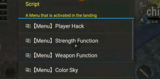 Altri trucchi attivabili sul gioco.