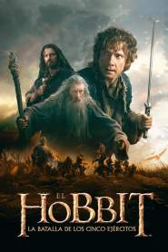 El Hobbit 3: La Batalla de los Cinco Ejércitos / The Hobbit: The Battle of the Five Armies