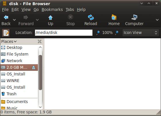 Create a Bootable USB Drive with Ubuntu and FreeDOS