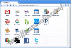 Chrome OS Applications