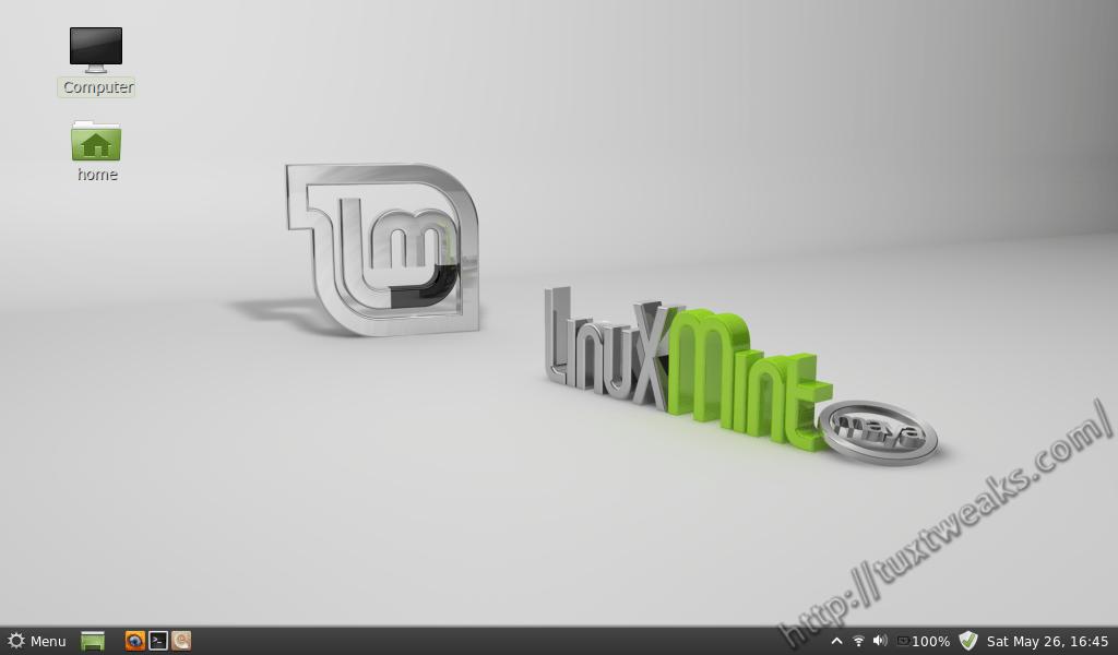 Distro Review: Linux Mint 13