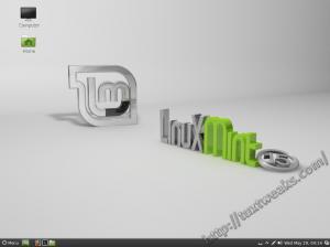 Mint 15 Desktop