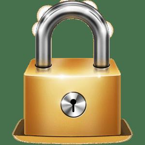 encrypted folder
