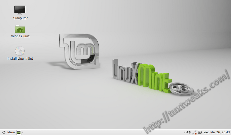 Linux Mint Cinnamon 18.3 Bootable 8GB USB Flash Drive Learn How To Use Linux Includes Boot Repair and Install Guide