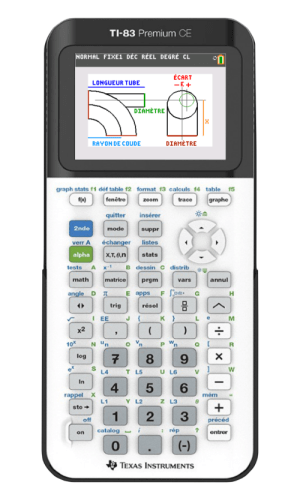 Calculatrice Tuyaute