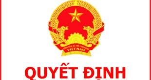 Quyết định mở lớp quản lý nhà nước ngạch chuyên viên chính tại Hà Nội