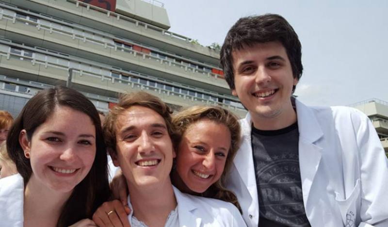 liječnici koji se druže sa studentima medicine je mandatna kiša koja izlazi s Justinom Bieberom
