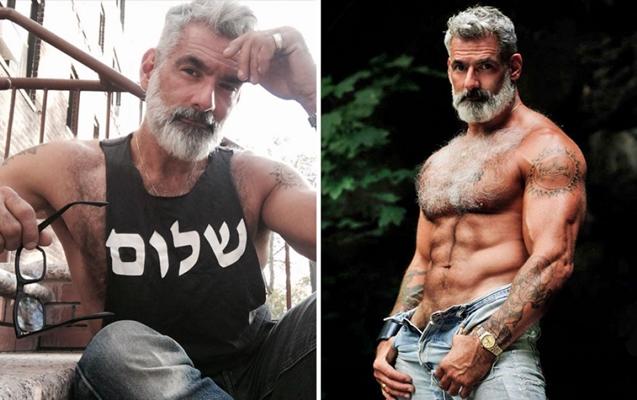 60 godina stara žena iz 50 godina starog muškarca