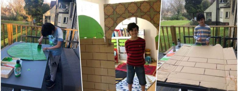 Ramazanski poklon roditeljima: Dječak u svome domu napravio ...