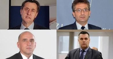 ANKETA: Koji je od ponuđenih premijera Tuzlanskog kantona najneuspješniji?