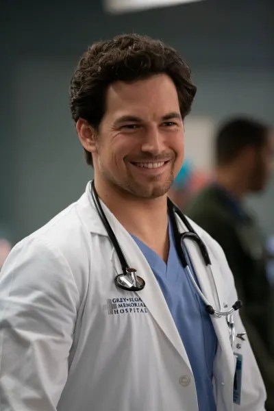 DeLuca's Deception  - Grey's Anatomy Season 16 Episode 13