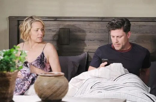 Anxiously Waiting - Days of Our Lives