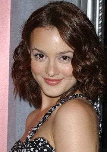 Leighton Meester Debuts New Hairstyle TV Fanatic