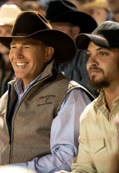 Father and Son at the Rodeo - Yellowstone Season 3 Episode 3
