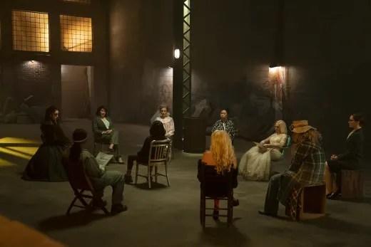 Jane In the Hot Seat - Doom Patrol Season 2 Episode 1