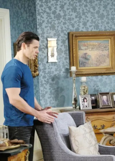 Xander Makes a Confession - Days of Our Lives