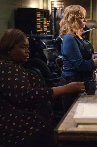 Drinks & Work - Good Girls Season 3 Episode 8