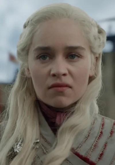 Daenerys Sulks - Game of Thrones