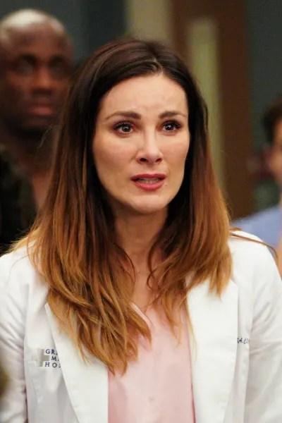 Heartbroken Sister  - Grey's Anatomy Season 16 Episode 18