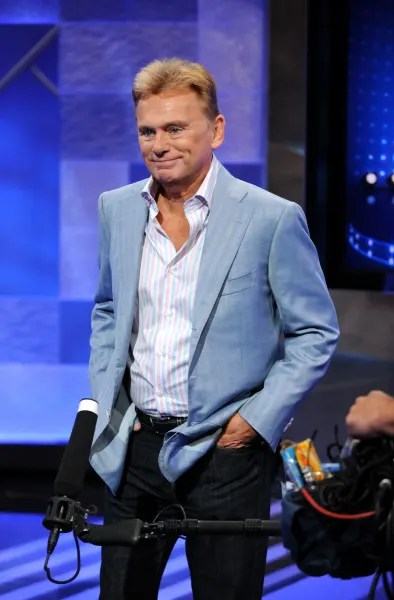 Pat Sajak Hosts Jeopardy!