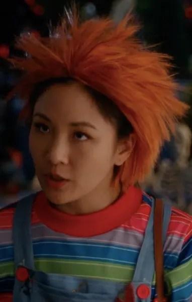 Jessica as Chuckie - Fresh Off the Boat Season 6 Episode 5