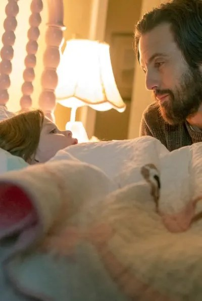 Tucking in Kate - This Is Us Season 4 Episode 13