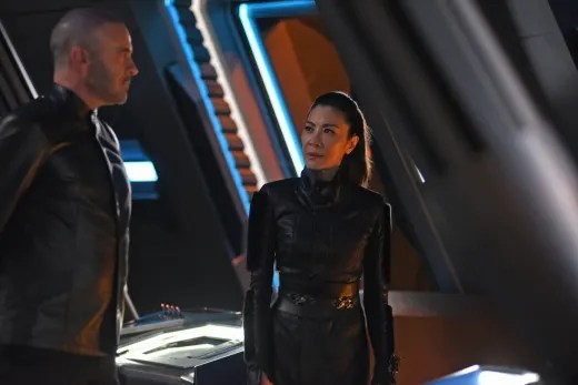 Leland is Acting Strange - Star Trek: Discovery Season 2 Episode 11
