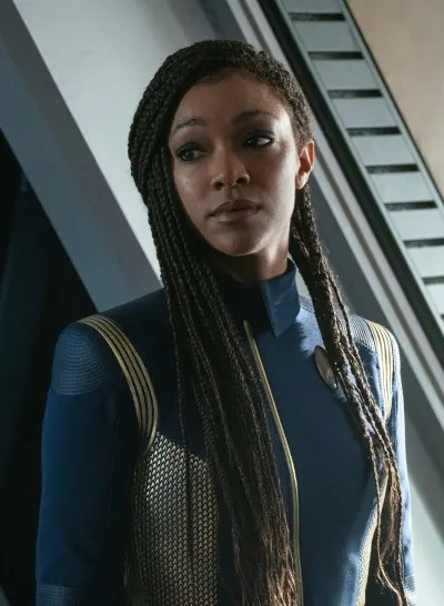Resigned to Breaking the Rules - Star Trek: Discovery Season 3 Episode 6