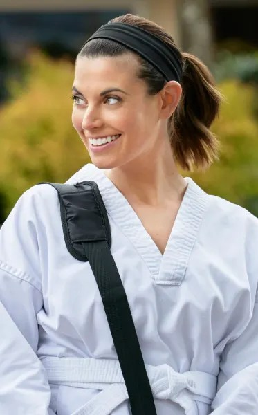 Abby Does Taekwondo - Chesapeake Shores Season 5 Episode 6