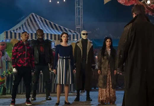 At the Fair with Kipling - Doom Patrol Season 2 Episode 9