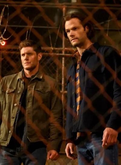 Wondering What's Happening - Supernatural Season 15 Episode 10