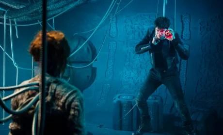 Brainiac's Parasite Host - Krypton - Cameron Cuffe