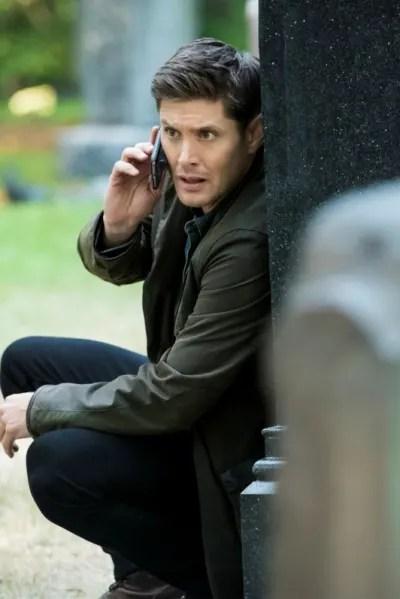 On the Phone - Supernatural Season 15 Episode 3