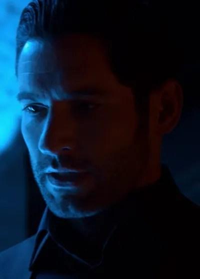 Lucifer Looks in Awe Season 5 Episode 6
