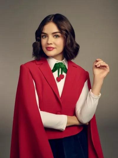 Lucy Hale as Katy Keene
