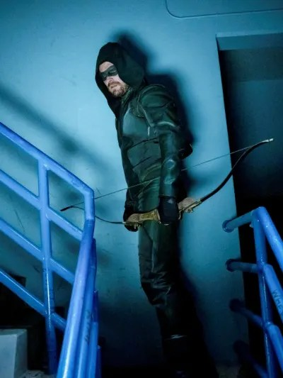 Oliver Queen2 - Arrow Season 8 Episode 1