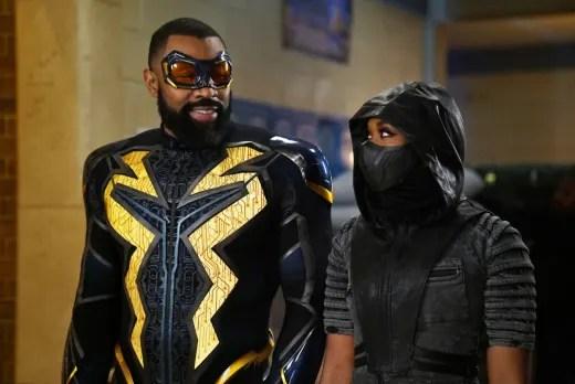 Renewed Partnership - Black Lightning Season 3 Episode 10