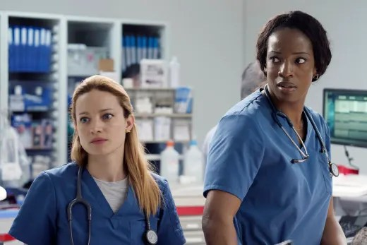 Transplant Curtis and Leblanc E2 Season 1 Episode 2