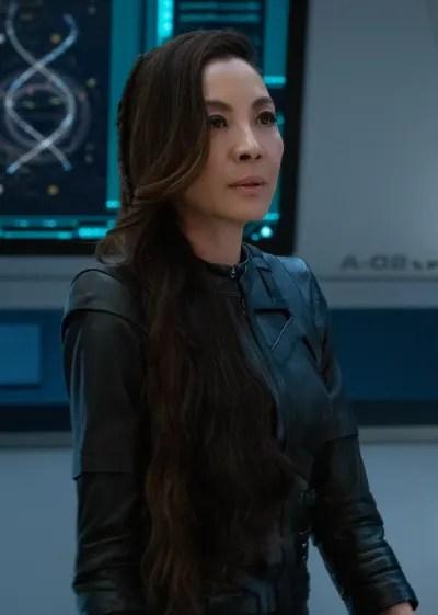 Georgiou in Sickbay - Star Trek: Discovery Season 3 Episode 8