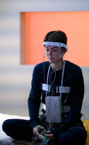 Jenny At Sleep Clinic - Coroner Season 2 Episode 5