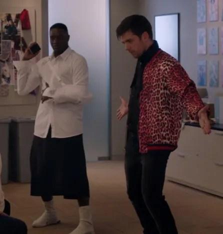 Pinstripe and Alex-Season 1 Episode 9 - The Bold Type