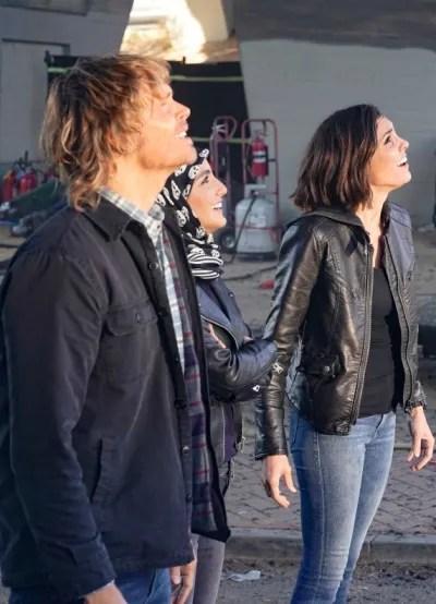 Worried Onlookers - NCIS: Los Angeles Season 11 Episode 19