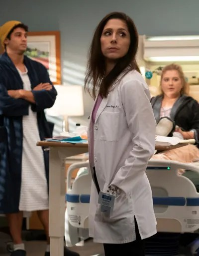 Dr. Lauren Riley -Tall  - Grey's Anatomy Season 16 Episode 13