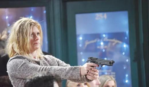 Sami's Got a Gun - Days of Our Lives