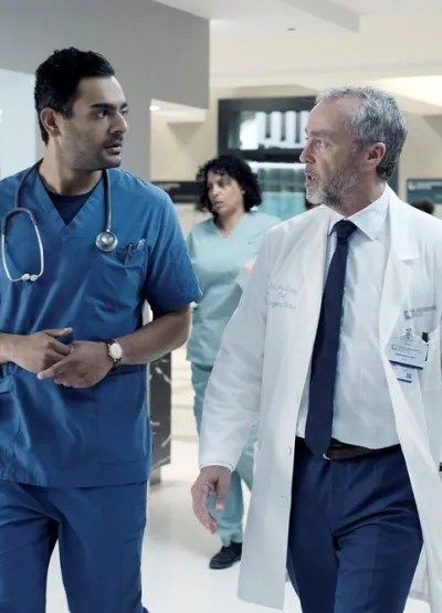 Walking and Talking - Transplant Season 1 Episode 4
