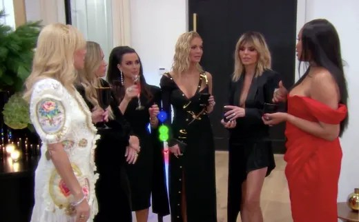 Things Get Tense - The Real Housewives of Beverly Hills