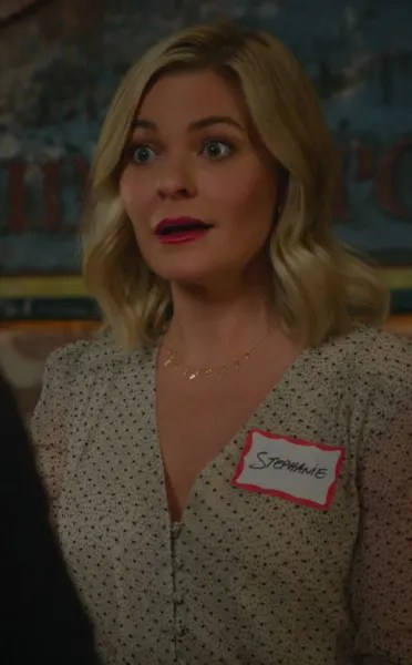 Surprised Stephanie - Good Witch Season 7 Episode 4